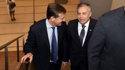 El problema que tendrá Suarez si Cornejo se convierte en senador