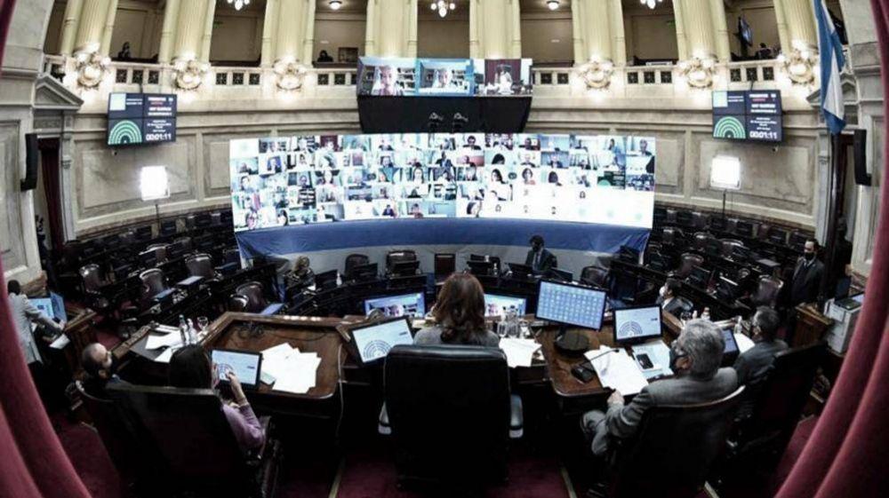 Comenzó el debate sobre el aborto legal en el Senado y se espera una sesión de casi trece horas