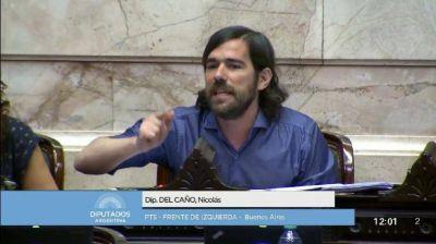 Nicolás del Caño: