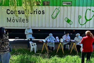 Con 242 casos, Mar del Plata sufre su peor día de contagios desde octubre