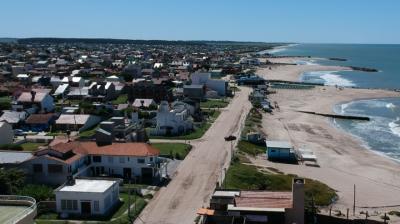 El intendente Paredi firmará convenio para obra de pavimentación en Santa Clara del Mar
