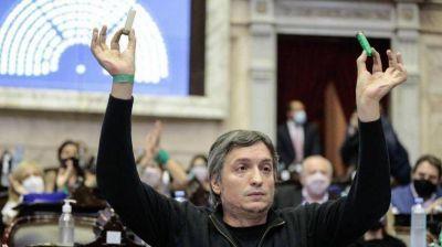 Máximo Kirchner a la oposición: