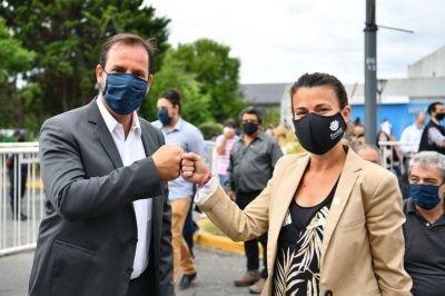 Por primera vez en su historia Escobar tendrá una intendenta: Verónica Sabena reemplazará a Ariel Sujarchuk