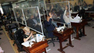 El Concejo Deliberante sesionó por última vez en el año y La Matanza tiene presupuesto 2021