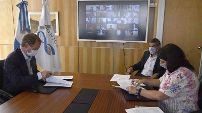 La provincia y el Conicet formarán recursos humanos en especialidades estratégicas para el desarrollo entrerriano