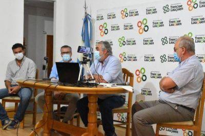 Anuncio de Fernández: el presupuesto municipal 2021 para Trenque Lauquen cerca de los 3 mil 500 millones de pesos