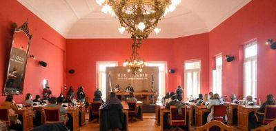 Tras la sesión preparatoria, el tratamiento del presupuesto municipal pasó al 8 de enero