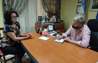 Wanda: convenio entre Municipio e Iprodha para compra de un inmueble