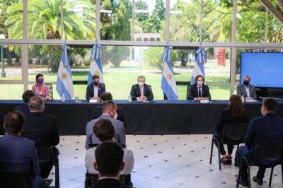 Quilmes: Plan integral de urbanización del barrio Azul