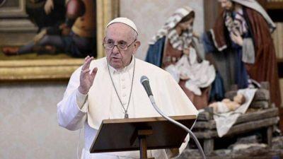 Por un dolor en la ciática, el Papa no estará en las celebraciones de Año Nuevo
