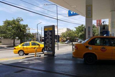Registran un reajuste inesperado en el precio de los combustibles