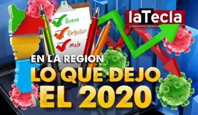 Lo que dejó el 2020 en la Patagonia