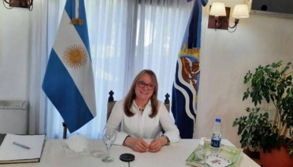 Las 20 del 2020 con Alicia Kirchner