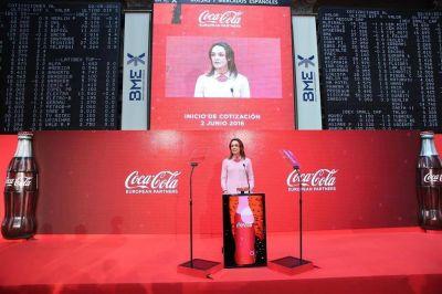 Coca-Cola European Partners invierte en dispensación
