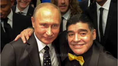 El extravagante (y millonario) regalo que Vladimir Putin le hizo a Verónica Ojeda