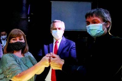 Máximo Kirchner recibió el respaldo de mujeres peronistas para conducir el PJ bonaerense