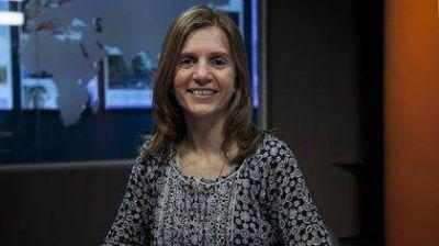 """Raverta: """"El deseo de ser intendenta de Mar del Plata siempre está vigente"""""""