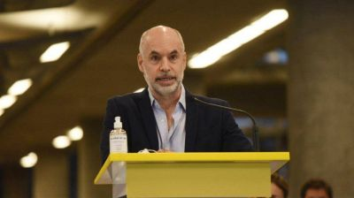 Coparticipación: Horacio Rodríguez Larreta no irá a la reunión convocada por Nación