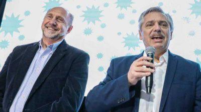 Alberto explora un acuerdo con Lifschitz a través del socialista Jorge Rivas
