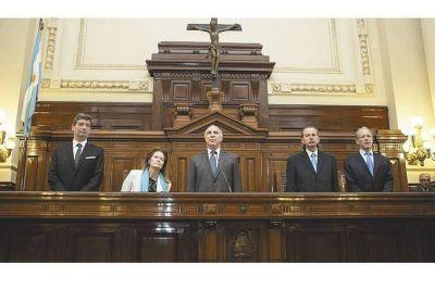 En la última acordada del año, la Corte se deshizo de 532 causas sin mirarlas