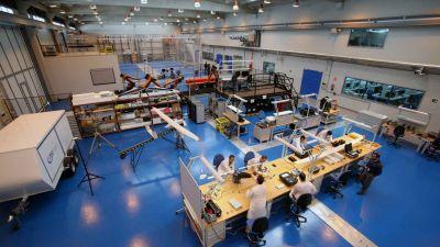 Así es Catec, el centro tecnológico que convierte ideas en drones desde Sevilla