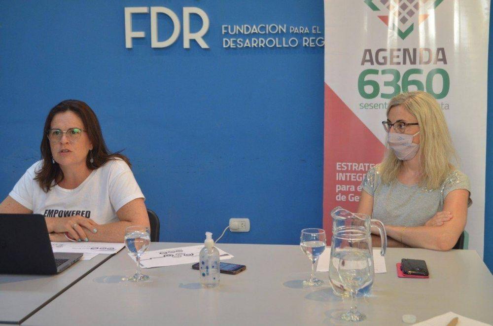 La intendenta de General Pico realizó cuatro anuncios importantes en lo social, urbano, ambiental y económico