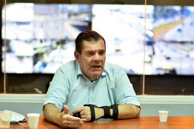 """Montenegro: """"No veo posibilidades de que haya un retroceso de fase en la situación actual"""""""