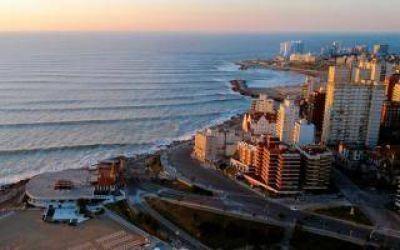 Mar del plata recibió a 600 mil turistas durante diciembre