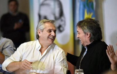 Alberto Fernández no descartó conducir el PJ a nivel nacional y consideró a Máximo Kirchner para el Bonaerense