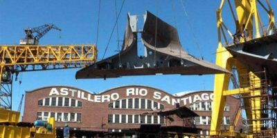 Intranquilidad en los trabajadores de Astillero Río Santiago por la falta de convocatoria a paritarias