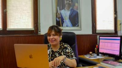 La cuñada de Kreplak, custodio de los negocios de Kicillof en el ministerio de Salud