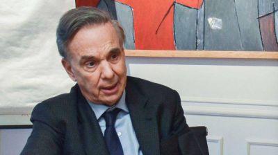 """Miguel Pichetto: """"Larreta no puede ser candidato si Macri no lo apoya"""""""
