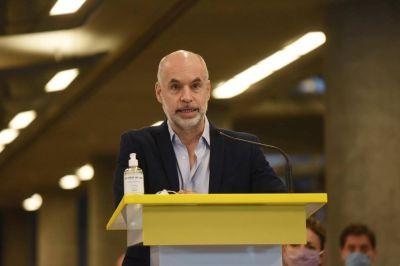 Ni diálogo ni consenso: el plan de Larreta tras el rechazo a Nación