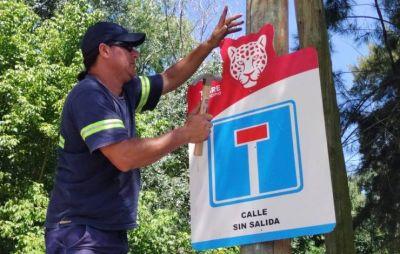 Tigre extiende trabajos de mantenimiento integral en más localidades