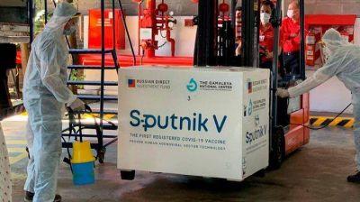 Hurlingham | Zabaleta adelantó que la próxima semana llegan al país otras 300 mil dosis de la vacuna Sputnik V