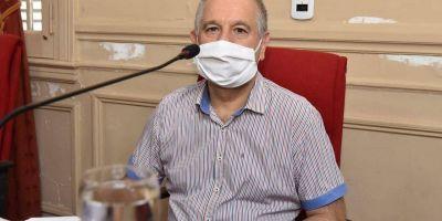 El concejal Meiraldi le pidió al kirchnerismo que «deje de hacer política con la salud de los vecinos»