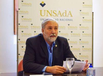 En el año de la pandemia, la UNSAdA cumplió con las clases, los exámenes y tuvo sus primeros graduados