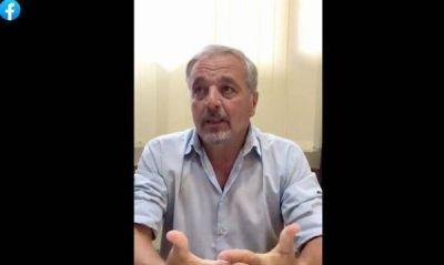 Rojas pone multas de 50 mil pesos y restricción nocturna por la suba de contagios de coronavirus