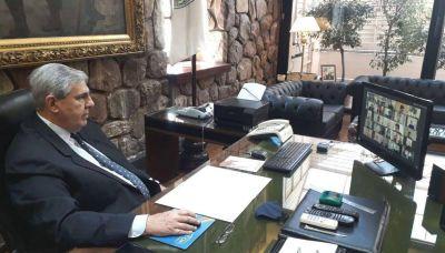 El vicegobernador descartó un adelantamiento de las elecciones en la provincia