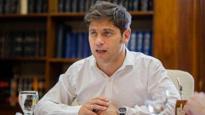 Axel Kicillof convocó a los intendentes bonaerenses para analizar nuevas medidas sanitarias ante el aumento de contagios de coronavirus