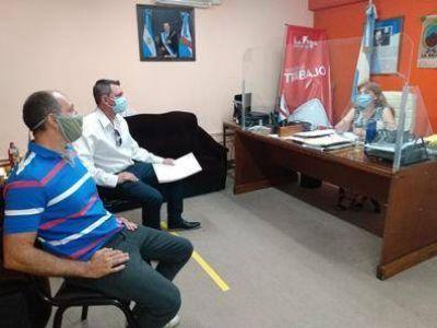 El RENATRE coordina la aplicación del proyecto PASAR con el Gobierno de La Rioja