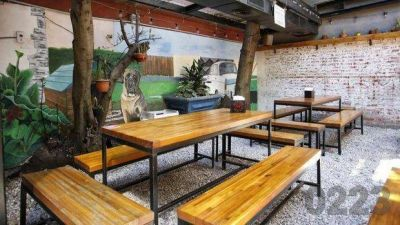 El posible toque de queda sanitario pone en vilo a comerciantes gastronómicos