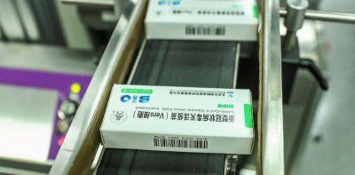 Vacunas contra el Covid: el Gobierno, a punto de cerrar un acuerdo con China por un millón de dosis de Sinopharm
