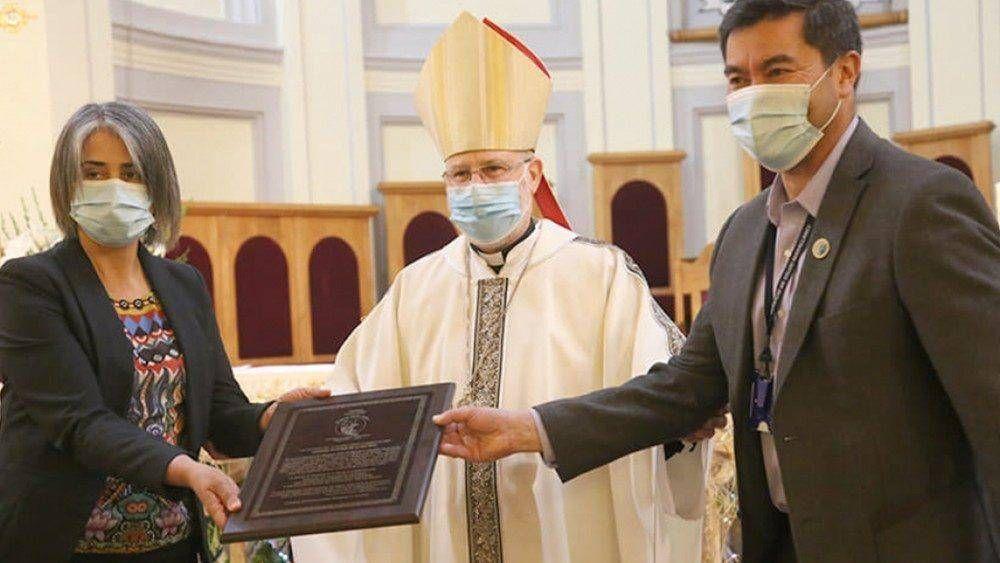 Chile: Jornada mundial por la Paz en Punta Arenas y premio al personal sanitario