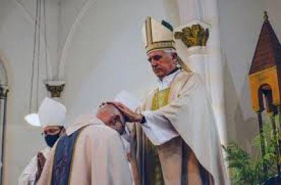 Consagración episcopal de Mons. Roberto Ferrari, nuevo obispo auxiliar de Tucumán