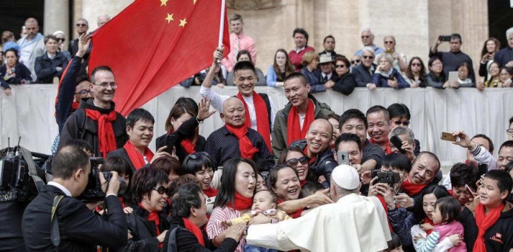 ¿Podrá el Papa Francisco cumplir su deseo de visitar China en 2021?