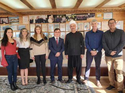 Rabino y Sheik «unidos por la paz», en coalición humanitaria