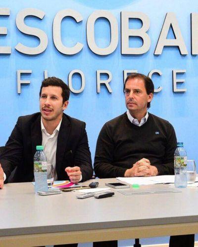 Ariel Sujarchuk anunció cambios en el gabinete de Escobar