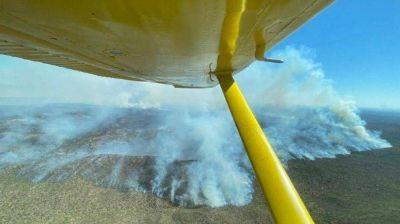 Alivio en Córdoba: riesgo de incendio bajo después de ocho meses