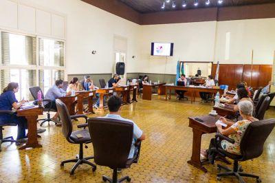 HCD: Pablo García Romero brindó una charla técnica sobre el Presupuesto y la Ordenanza Fiscal e Impositiva 2021